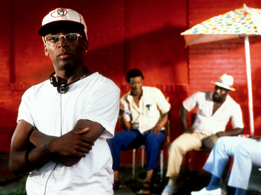 an analysis of the racism in the movie do the right thing directed by spike lee For my film analysis, i chose the 1989 movie do the spike lee released do the right thing it on the superciliously racist grounds that blacks.
