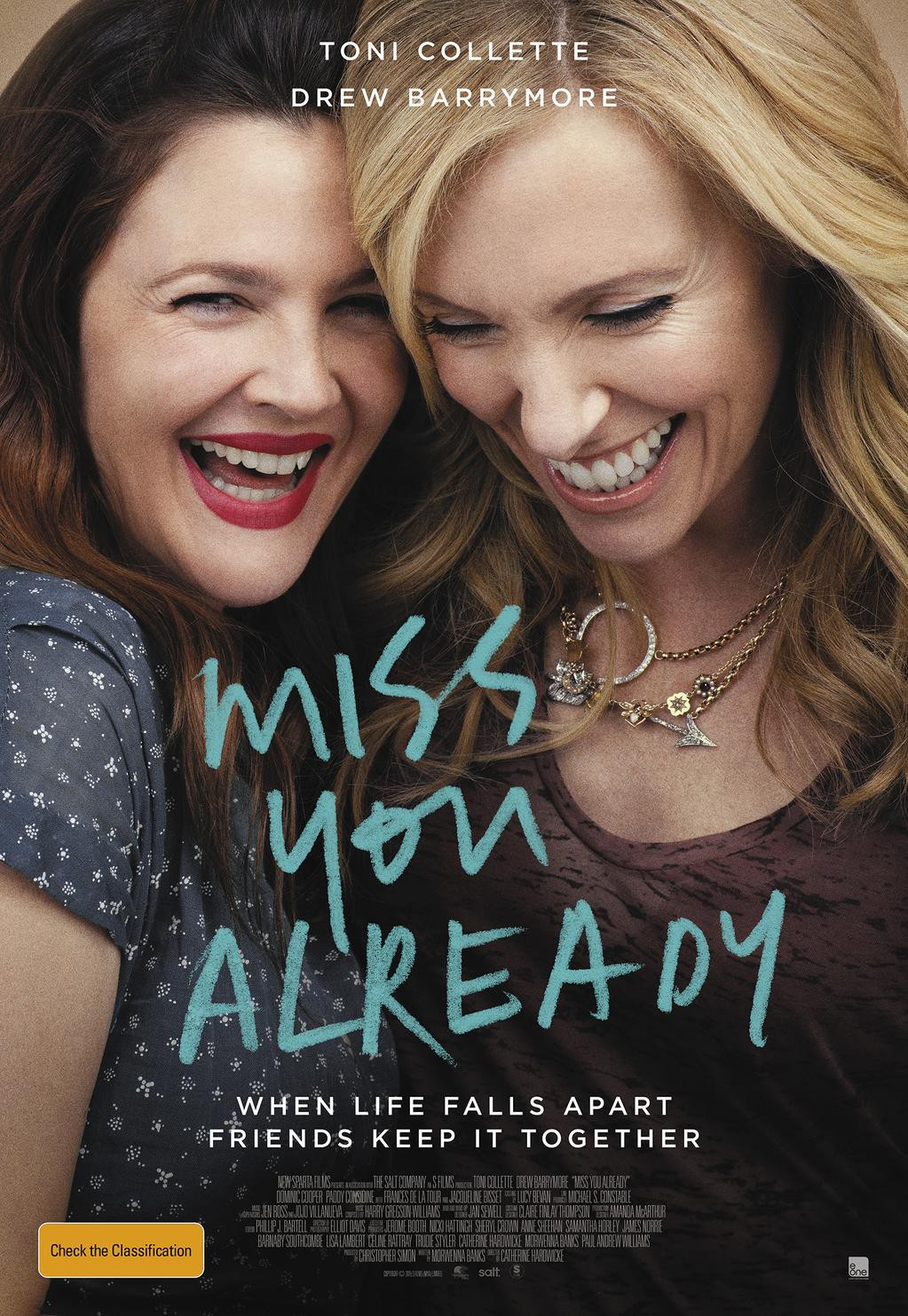 [Review] Miss You Already - miss_you_already_poster