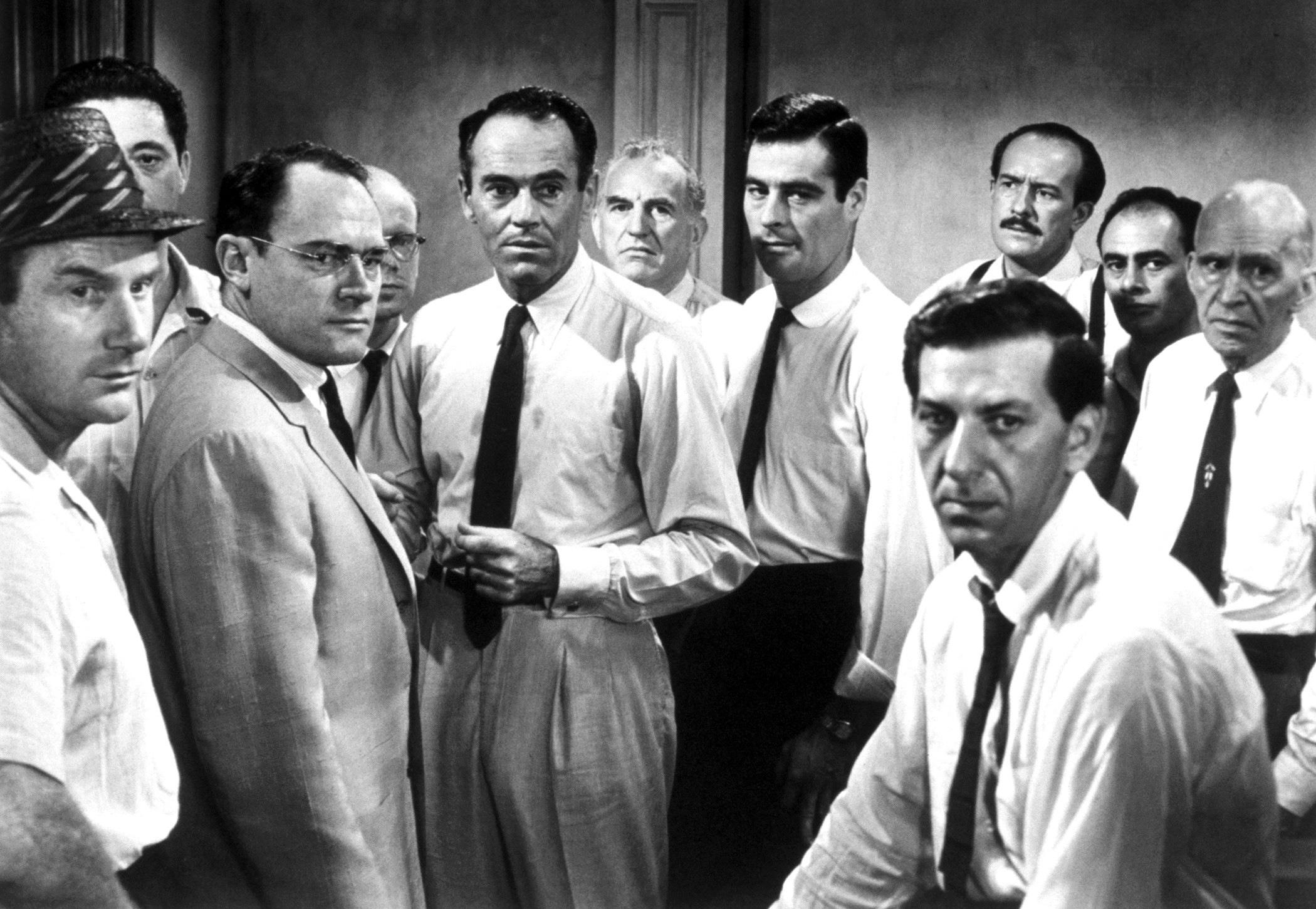 12 angry men by sidney lumet essay