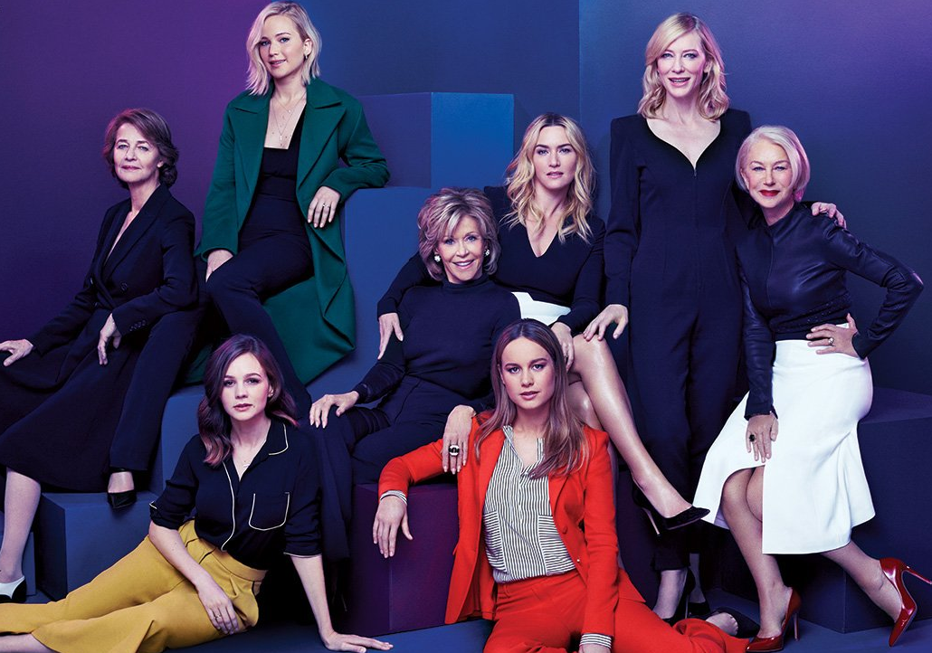 watch 1 hour roundtable with cate blanchett jennifer
