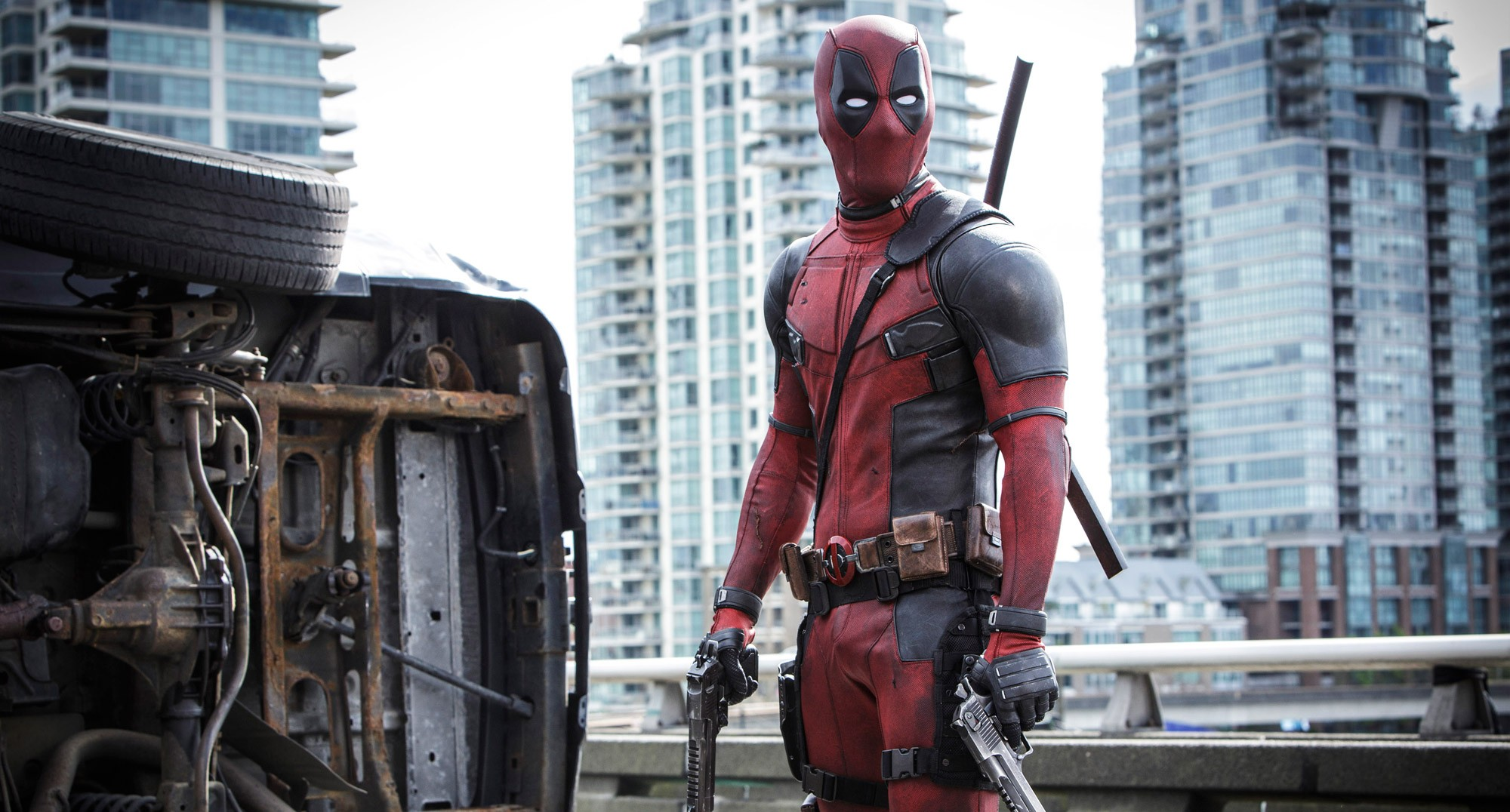 'Deadpool' is Another Monotonous Origin Story With Added Vulgarity
