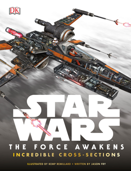 Star Wars The Force Awakens Crosssections