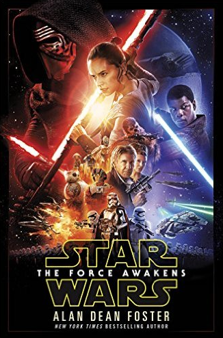 Star Wars The Force Awakens novelization