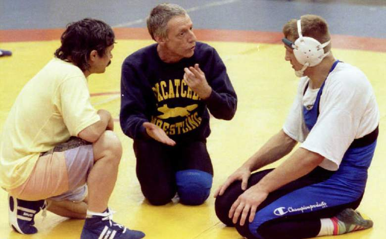 Trailer for team foxcatcher shows the making of a murderer