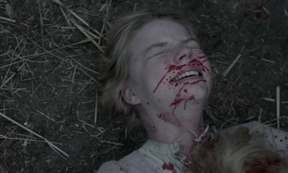 Gruesome Red Band Trailer for 'The Witch' Celebrates ...