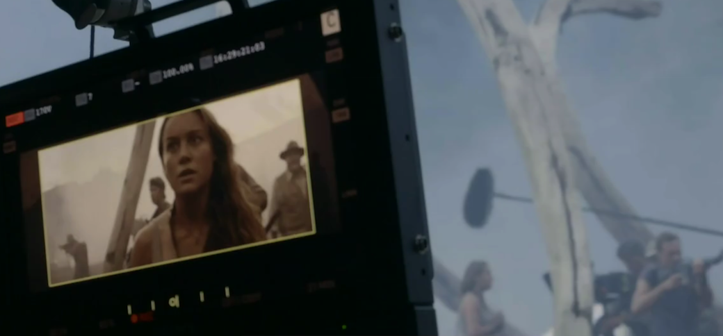 Go Behind The Scenes Of Kong Skull Island And Luc
