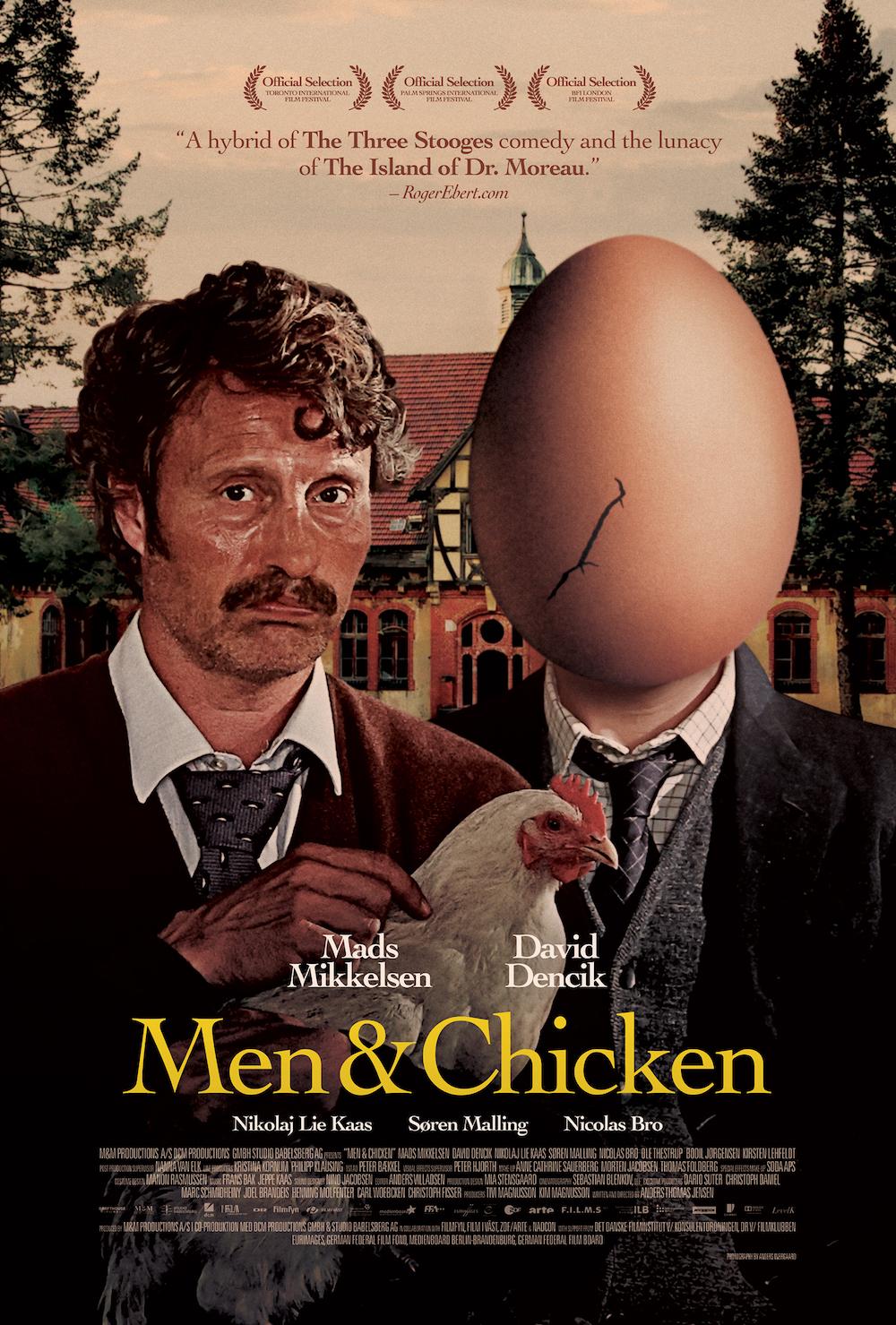 Men And Chicken Stream