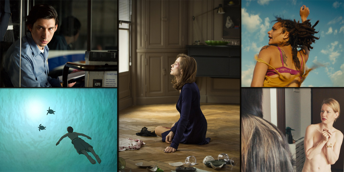 The Best Films of the 2016 Cannes Film Festival