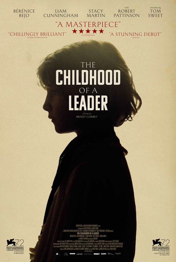The Childhood of a Leader poster 1