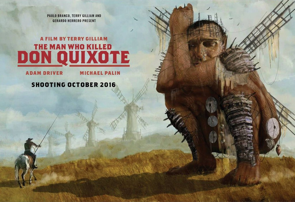Image result for the man who killed don quixote
