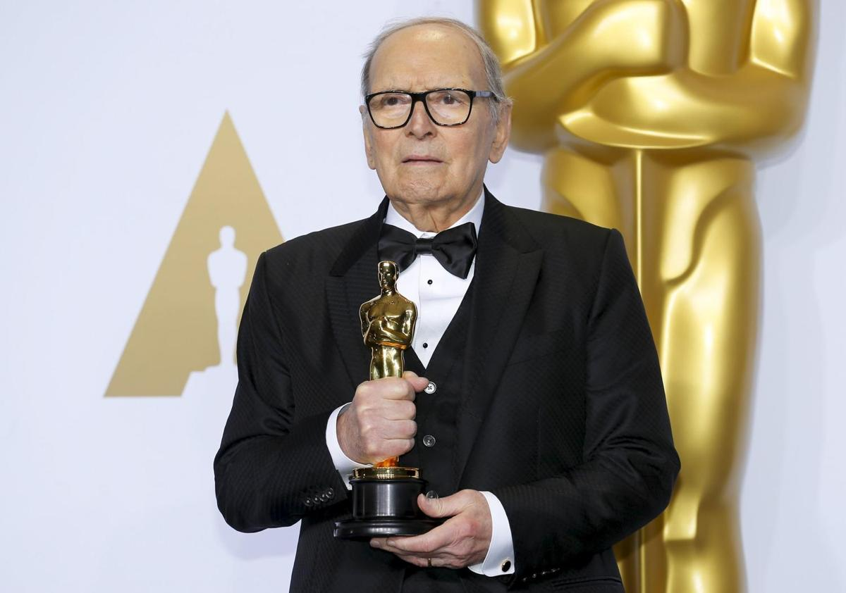 Ennio Morricone - Best Of Film Hits - Cover Version