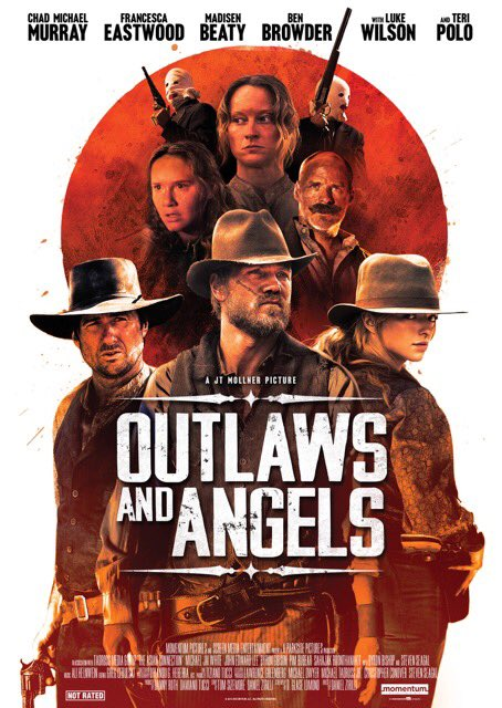 Outlaws and Angels poster