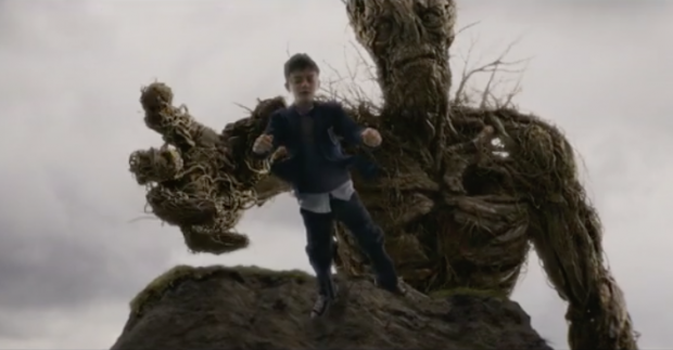New Trailer Arrives For A Monster Calls