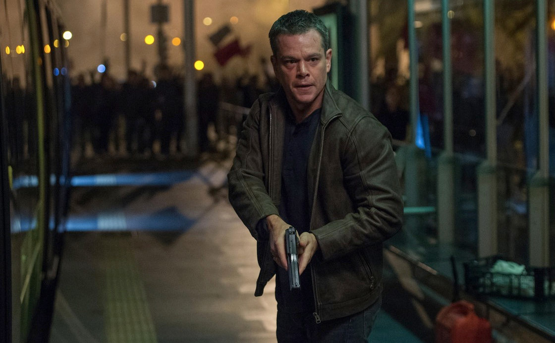 Bourne is Back, and Couldn't Be More Boring