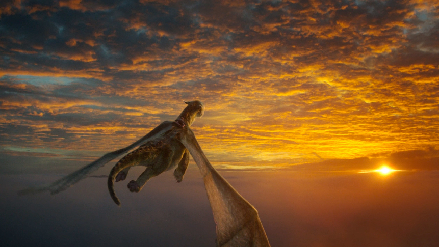 The Lovable 'Pete's Dragon' is One of the Summer's Best Films