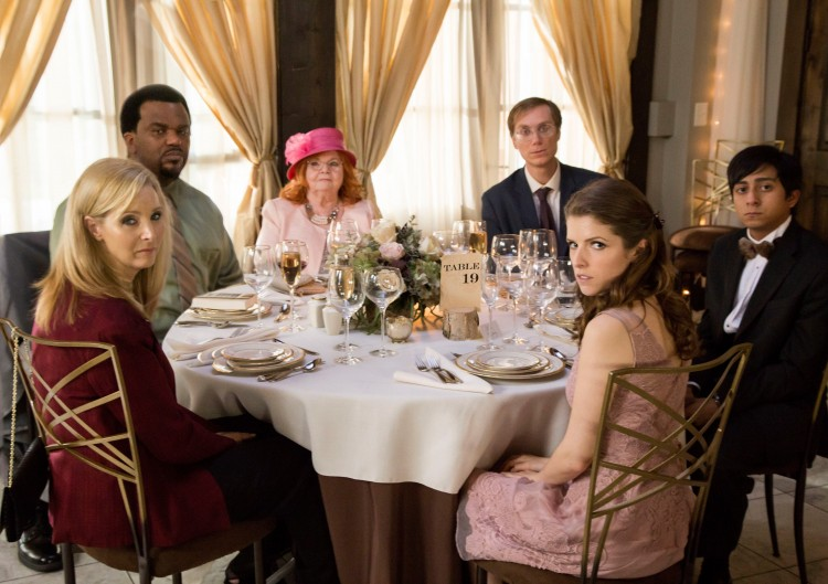 First Trailer For 'Table 19' Starring Anna Kendrick, Lisa Kudrow, Craig Robinson & More