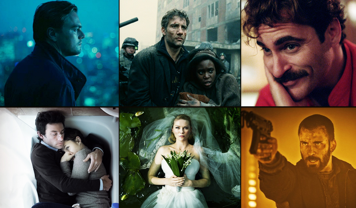 The 50 Best Sci-Fi Films of the 21st Century Thus Far