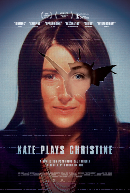 kate plays christine poster