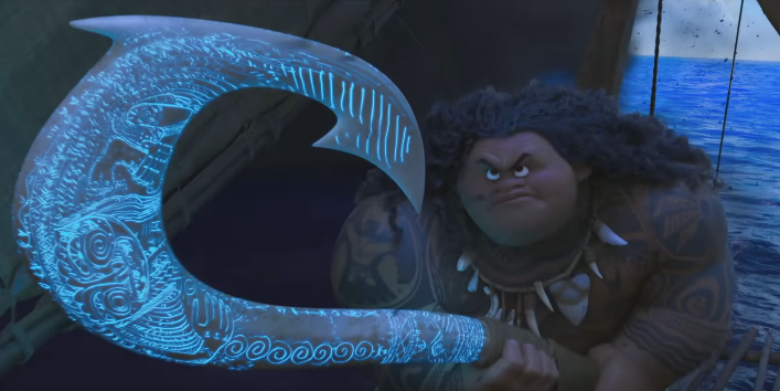 It's Maui Time in Extended Olympics TV Spot For Disney's 'Moana'