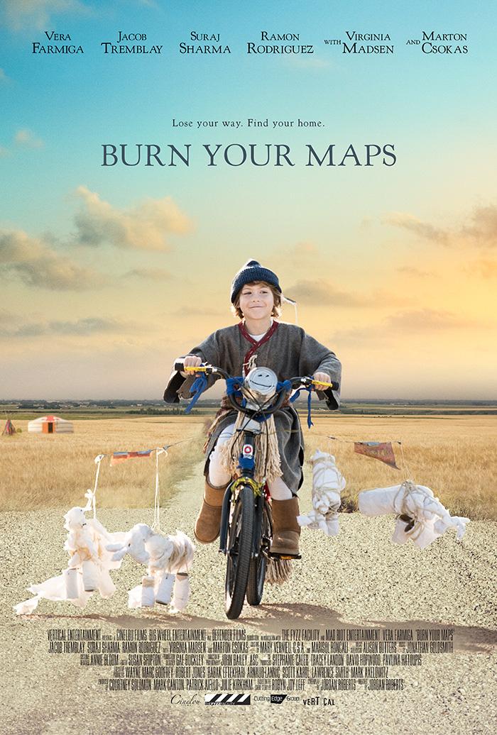 Resultado de imagem para burn your maps 2019