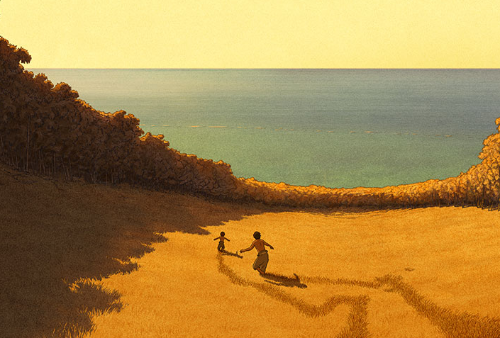Image result for the red turtle film