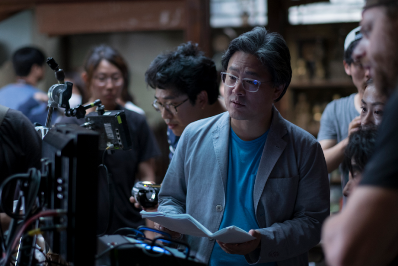 Park Chan-wook Talks 'The Handmaiden,' Male Gaze, Queer Influence, and Remaking a Spike Lee Film