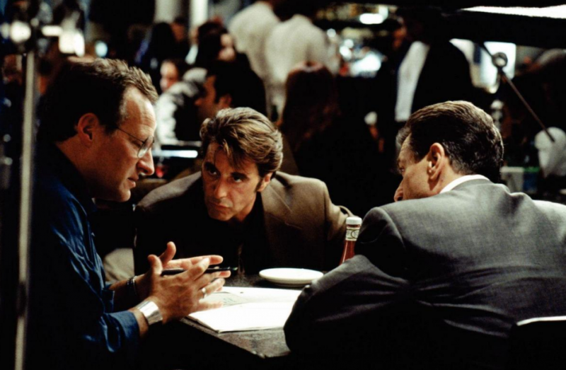Dante Spinotti on Michael Mann's Preparedness, Remastering Classics, and More