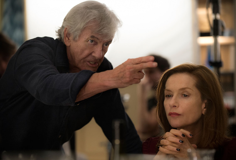 Paul Verhoeven Discusses How Isabelle Huppert Carries 'Elle,' the Reception of 'Showgirls,' and More