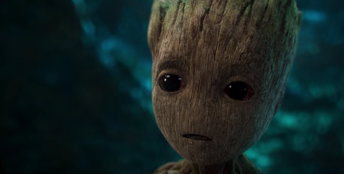 Baby Groot Gets Angry In New Trailer For Guardians Of The