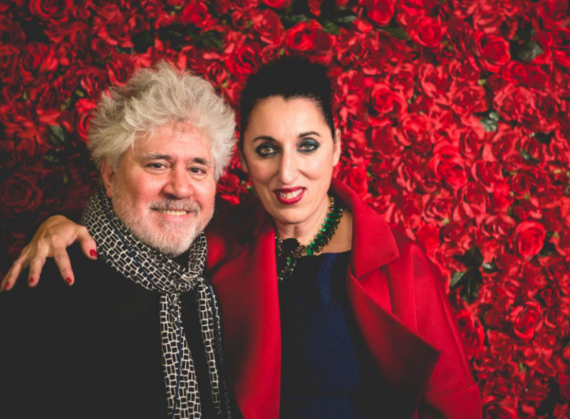 Rossy de Palma on Trusting Pedro Almodóvar, 'Julieta,' and Being Inspired by Women
