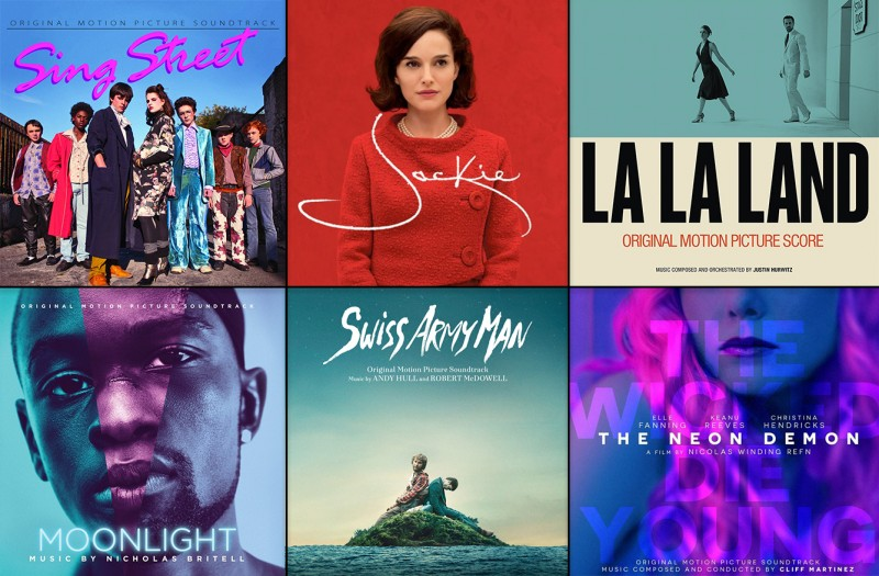 Listen to the Best Scores and Soundtracks of 2016
