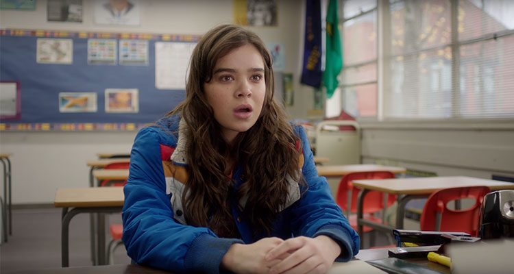 'The Edge of Seventeen' Director on Loneliness, Reception, and 'Moonlight'