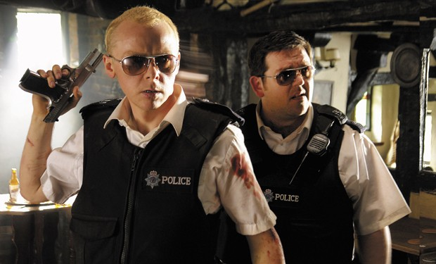 'Hot Fuzz' and Edgar Wright's Art of Perfect Parody