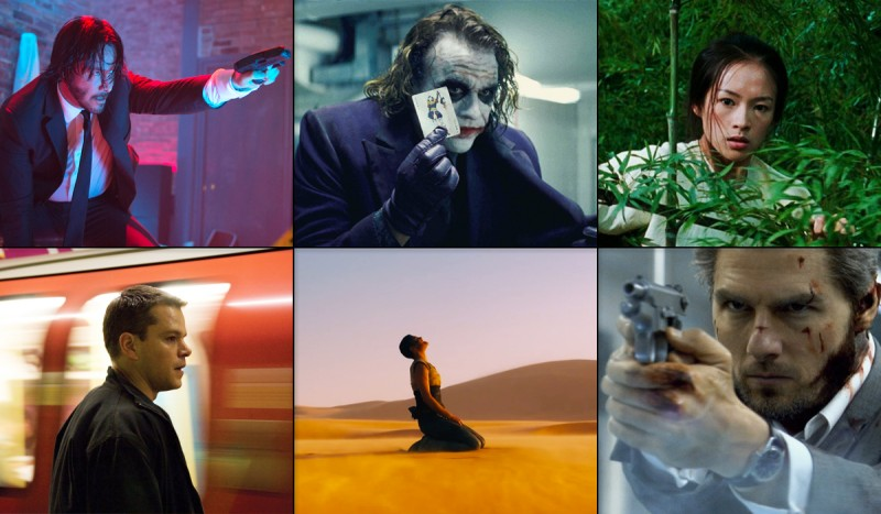 The 50 Best Action Movies of the Century Thus Far