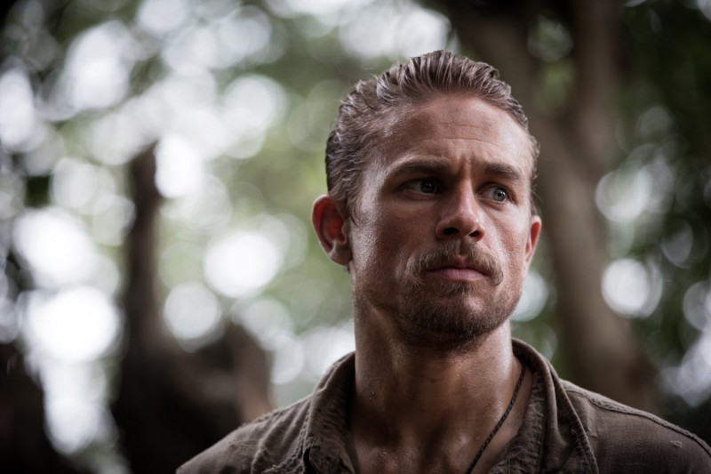 Charlie Hunnam on the End of Days and 'The Lost City of Z'