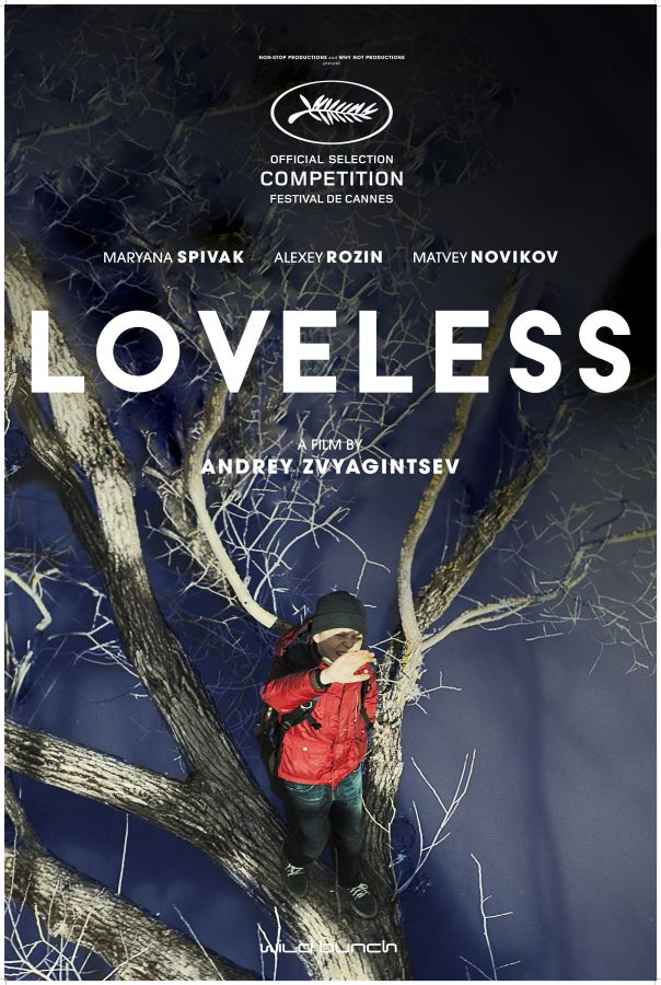 Risultati immagini per loveless film poster