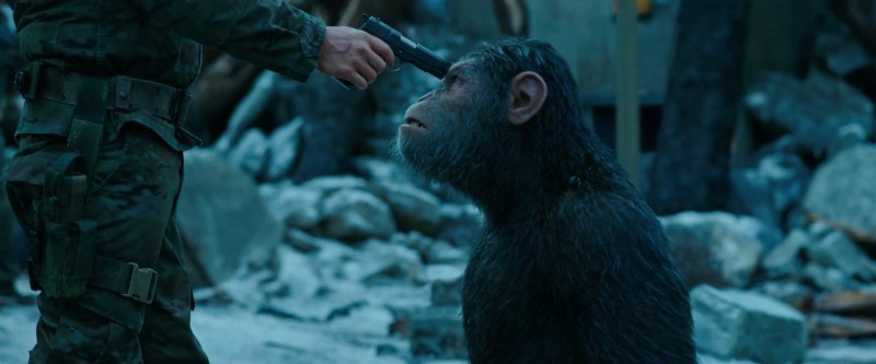 Review: 'War for the Planet of the Apes' Brings the Bombast