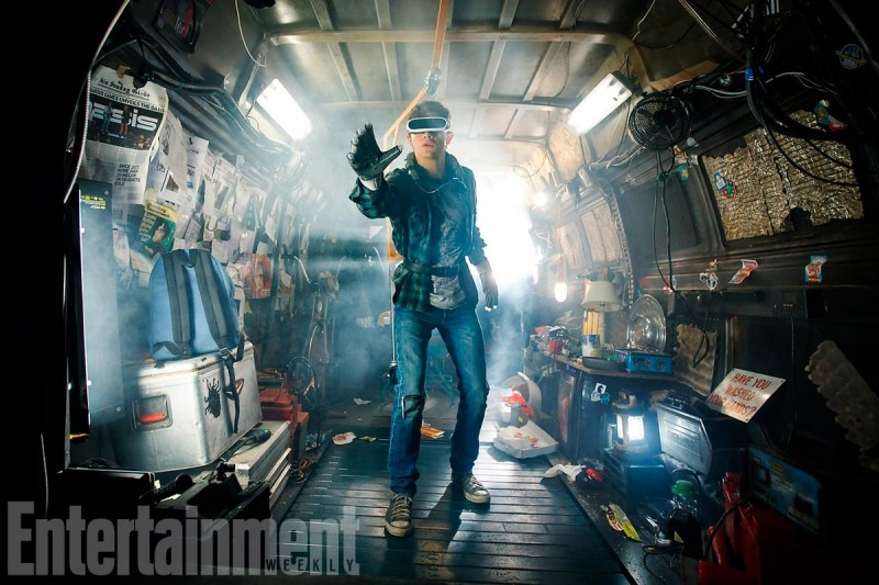 Ready Player One: first trailer for Steven Spielberg's virtual reality game thriller