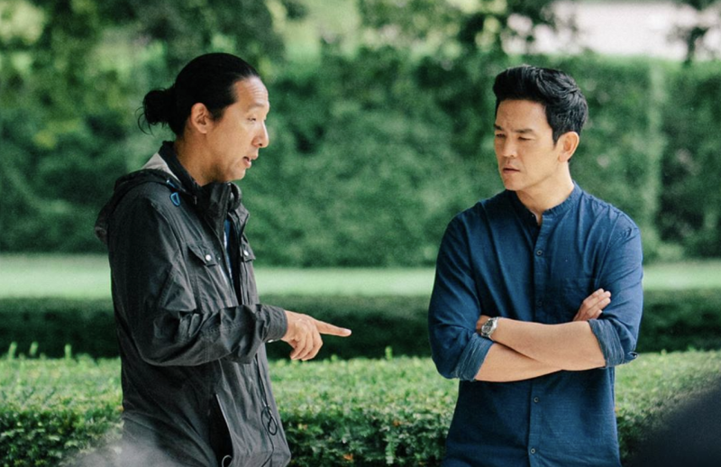 John Cho on Architecture, Cultural Identity, and the Unique Experience of Shooting 'Columbus'
