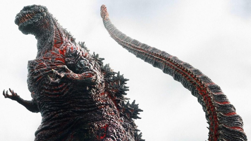 'Shin Godzilla' vs. Parliament: Man, Machine, and Monster in Hideaki Anno's Rapid-Fire Spectacle