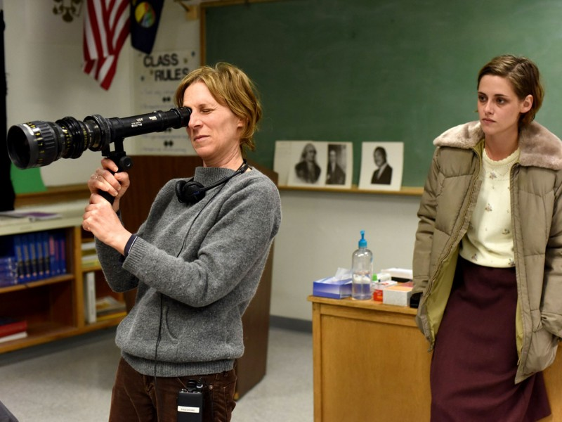 Kelly Reichardt on Nature, Politics, and What She'd Change About Documentary Filmmaking