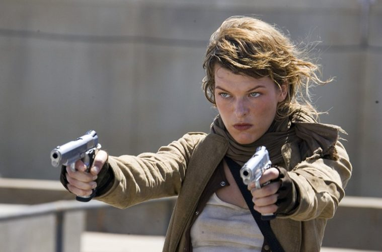 Resident Evil Extinction And Paul W S Anderson S Dawn Of Self
