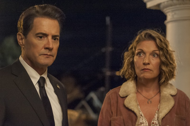 We Discuss the Finale of 'Twin Peaks'