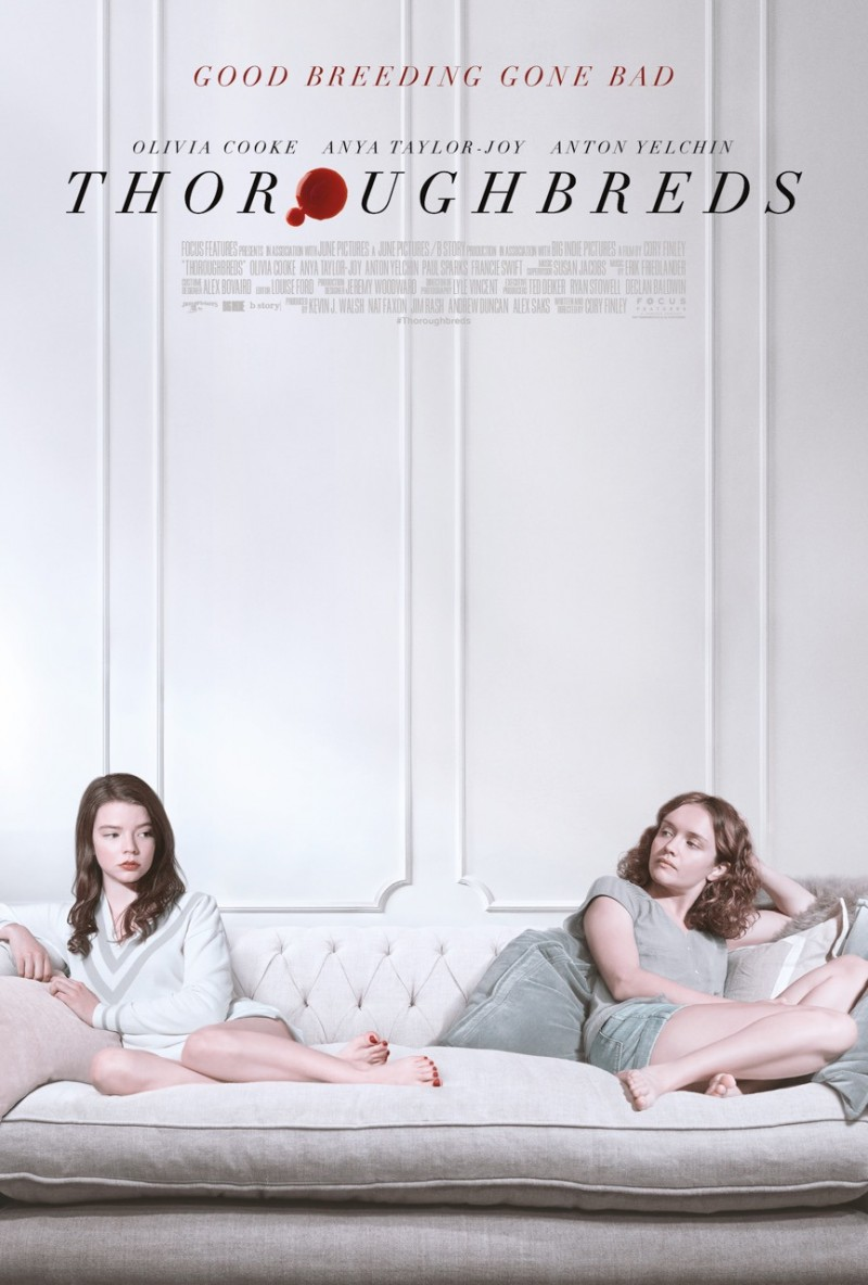 afi fest review thoroughbreds is a confident but