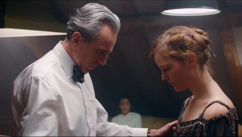 Daniel Day-Lewis Is Eyeing Another Oscar for Phantom Thread