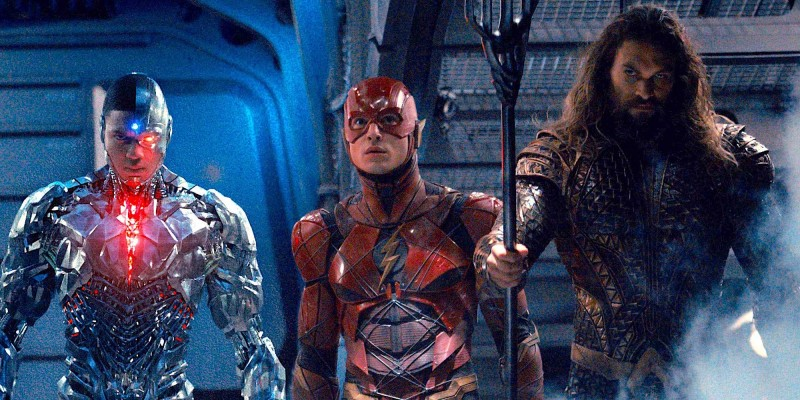 Review: Zack Snyder's DC Teamup 'Justice League'
