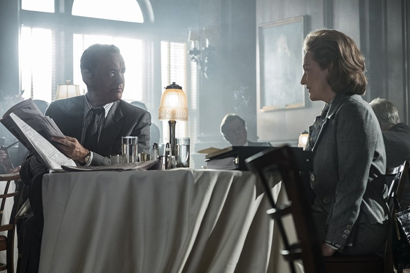 'The Post' Review: Steven Spielberg's Drama is Timely, But Wrongheaded