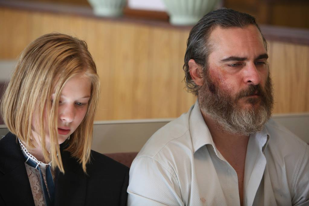 Stream Jonny Greenwood's 'You Were Never Really Here' Score + Poster Debut