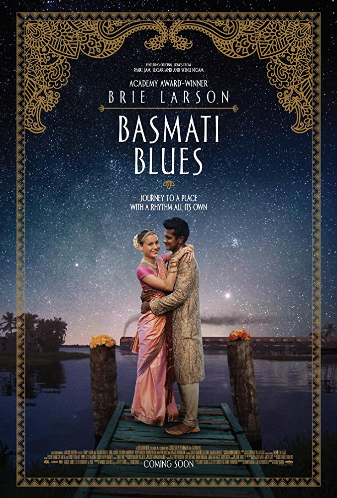 Review: Brie Larson Gives it Her All, But 'Basmati Blues