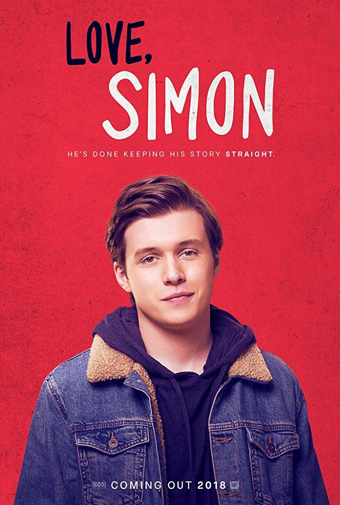 Love Simon Stream